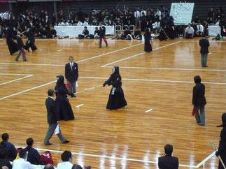 小日山選手(3年)