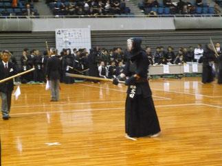 初戦の京都産業大学Bチームとの代表戦では「太田のメン」で今大会も大きくチームの勝利に貢献した太田先輩(H17年卒)