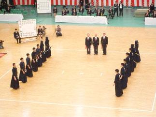 決勝は筑波大学と鹿屋体育大学の対戦となった