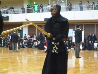 大将 入江尚吾 先輩(H11年卒)