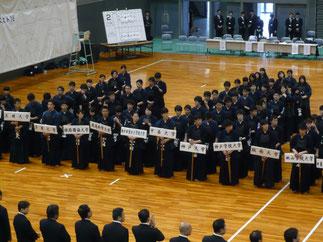 本学からは男子5名(補欠2名)、女子4名(補欠2名)が出場。