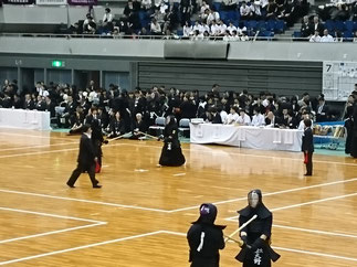 市川真麻 選手(2年)