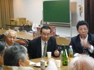 伊藤博通 先輩の生き生きとした姿も久しぶりに拝見できた