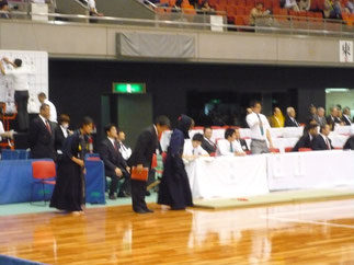 中本選手と我々の全日本は終わった…