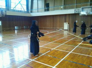 郷里鳥取で活躍する米田恵太 先輩(H24年卒)も参加