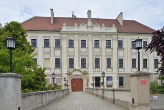Königliches Schloss in Glogów/Glogau