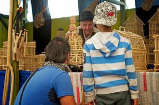 Programa de actos de la Feria Insular de Artesania en Antigua