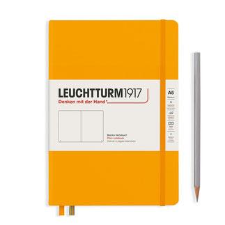 Notizbuch Leuchtturm1917 als Bullet Journal
