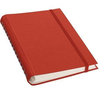 Notizbuch als Bullet Journal von Semikolon