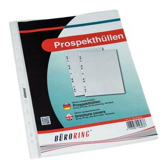 Prospekthüllen von Büroring