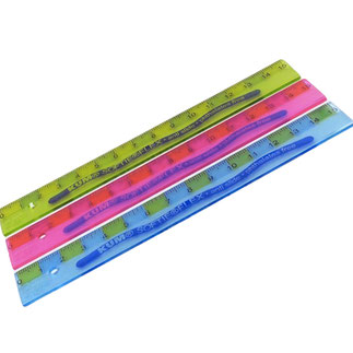 KUM flexibles Lineal