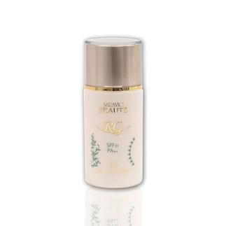 RG92 UVミルクホワイト:日焼け止め用乳液・メイクアップベース