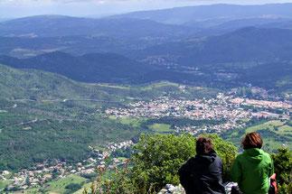 Belvédère Mousquiere Ginoles Randonnee Pyrenees audoises