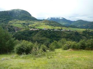 les estives Mazuby Randonnee Pyrenees audoises
