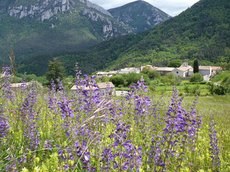 Ruisseau de la fage Artigues Randonnee Pyrenees audoises