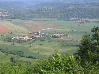 chemin de la Barte Lescale Puivert Randonnee Pyrenees audoises