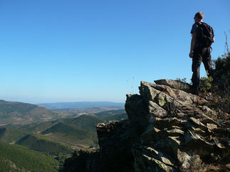 Pic de Bitrague Quillan Randonnee Pyrenees audoises