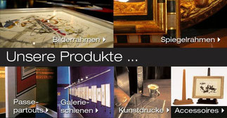 Erzeugung Bilderrahmen Gregor Eder 1060 Wien