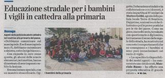 La Provincia di Como - 06/04/2014