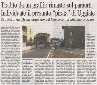 Corriere di Como - 07/02/2015