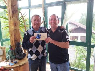 Die AH gratuliert Auberger Karl zum 50.!