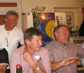 Die AH gratuliert Königseder Hubert zum 50.!