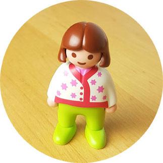 Frau Playmobil
