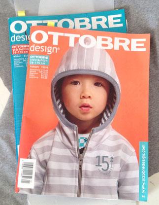 OTTOBRE kids fashion Frühjahr 1/2015