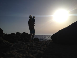 Urlaub auf Korsika mit unserem selbstausgebautem T5.
