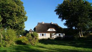 ruhiger, entspannter Urlaub auf Rügen in strahlungsarmer Unterkunft ohne Funkbelastung , Urlaub im Denkmal