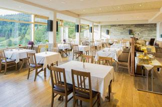 regionales, frisches Essen im Hotel Gut Lilienfein im WLANfreien Hotel ohne Funkstrahlung