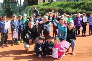 Sieger der Kindergärten: Evang. KiTa Dillingen
