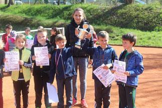 Sieger der Grundschulen: Primsschule Diefflen