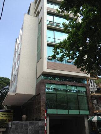 LE NOUVEAU BUILDING 68 RUE NGUYÊN DU.