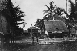 1870. ISTANA KOTA BATU DI LABUHAN DELI.