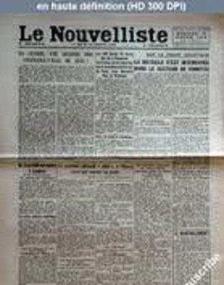 19 Janvier. 1944. Cherbourg