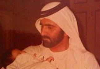 16 JUIN 1983 . NAISSANCE DE SHEIKHA LATIFA