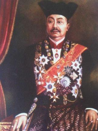 PRINCE PAKU ALAM VII