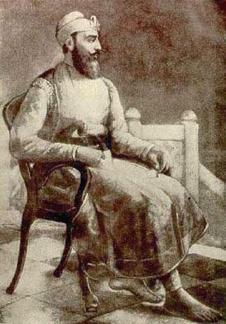3 / SAHIB SINGH  1773+1813  (1781/ 1813)