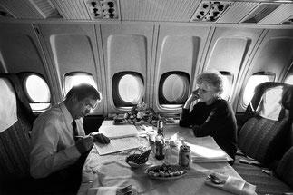 17 Février 1990. EN ROUTE POUR LE CANADA et les ETATS-UNIS.