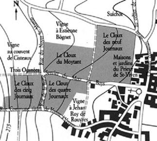 CARTE DE 1512.