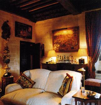 Le salon qu'aurait voulu Marie-Hélène.