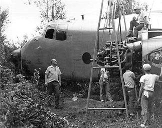 1969.  Opération RESCUE.