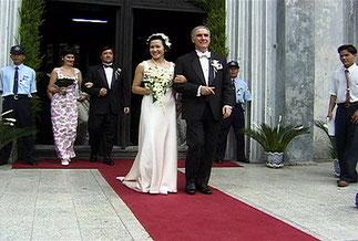 23 Mai 1998. Mariage de Son Excellence PETE et VI LÊ