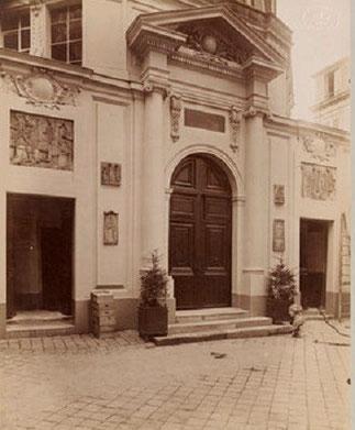 ENTREE EN 1925, L'ANNEE où L'ECOLE DEVIENT ENSAD