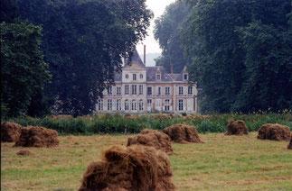 1978 . Façade Ouest sur l'Eure