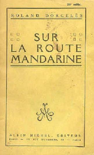 GRAND SUCCES DE LIBRAIRIE EN 1925.