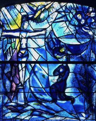 """""""LA CRUCIFIXION"""". A la mémoire de Michaêl +1961.                                                      Cherche et Tu Trouveras. (JEAN. Nouveau Testament)"""