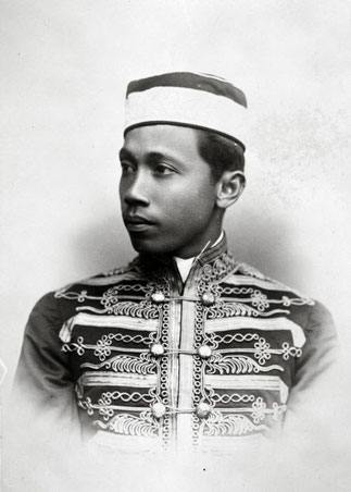 1879-1946 SULTAN SULAIMAN SHARIF UL-'ALAM SHAH