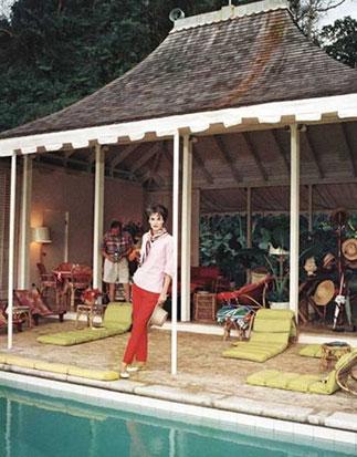 1959. La Jamaïque par Slim AARONS.